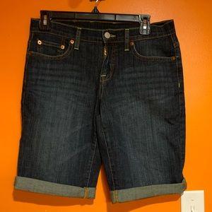 Lucky brand Bermuda shorts size 4 / 27